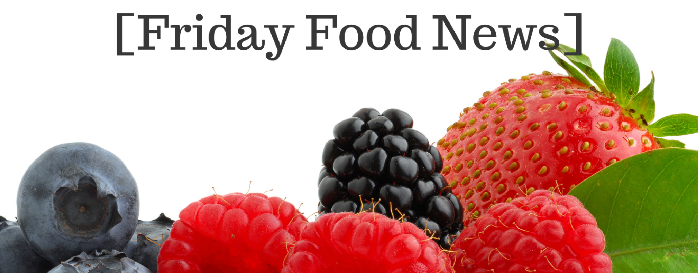 Friday Food News: Trump Names Secretary of Agriculture, Preventive Controls Class, and Guidance for Sprouts