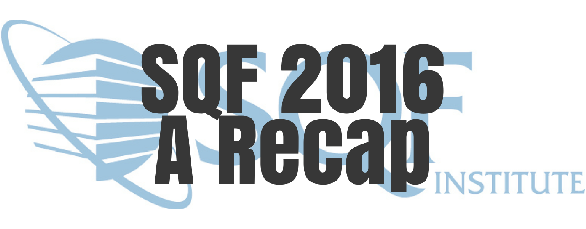 SQF in 2016: A Recap of Recall Stats and How to Move Forward in 2017