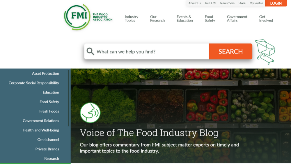 fmi blog screenshot