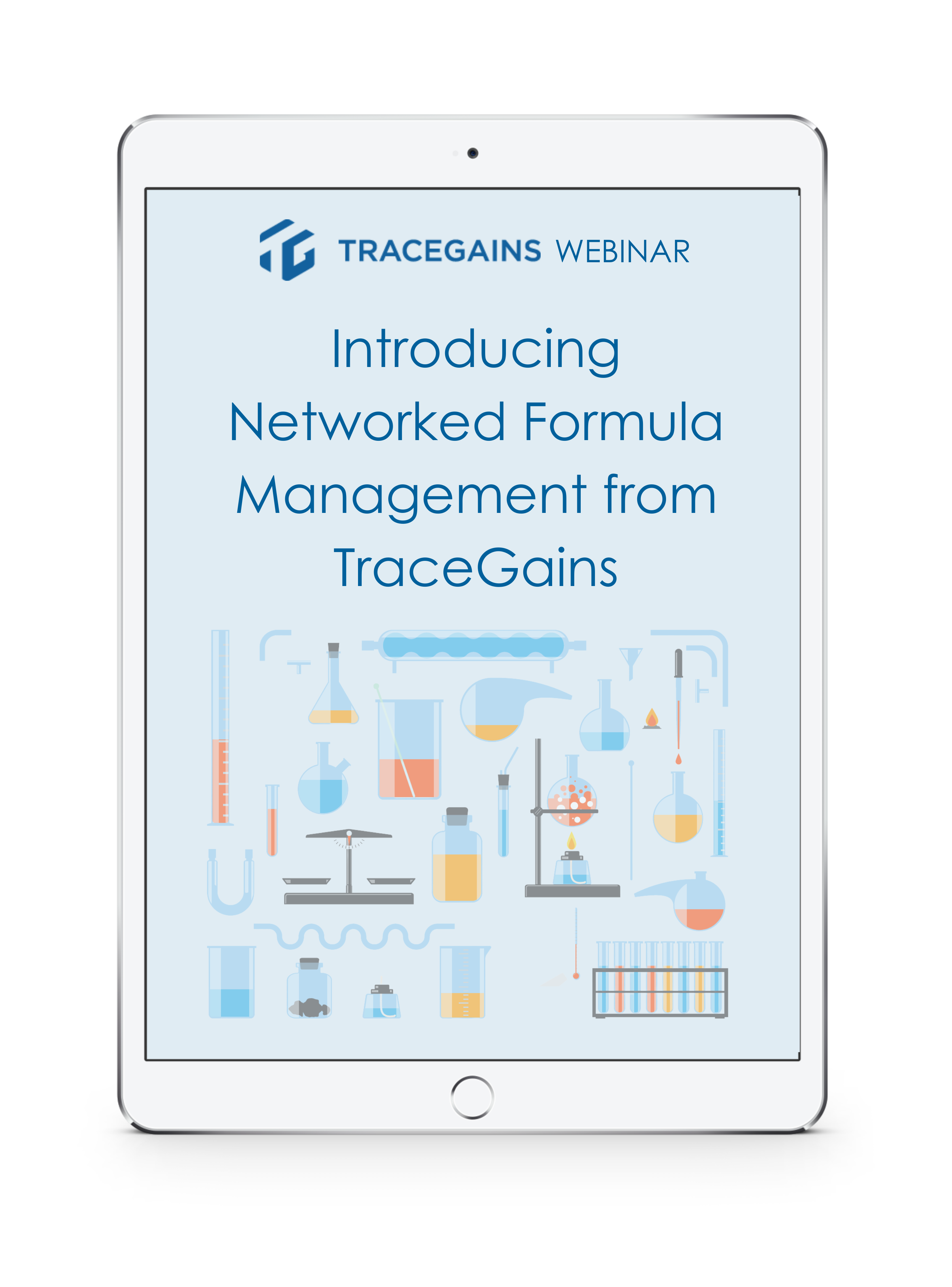 TraceGains Webinar: Introducing Networked Formula Management from TraceGains