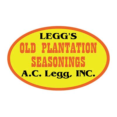 AC Legg Old Plantation Seasonings