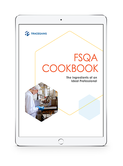 TraceGains eBook: FSQA Cookbook