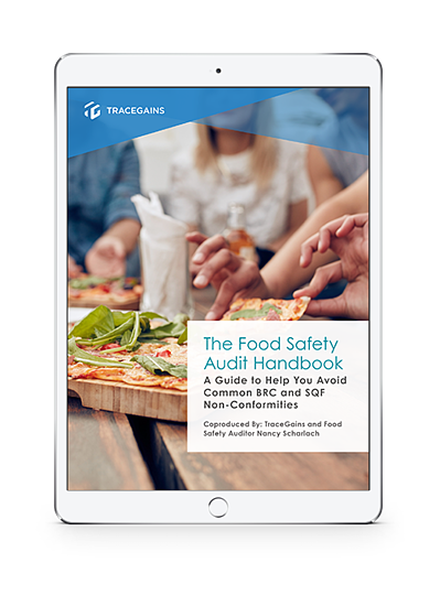 TraceGains eBook: The Food Safety Handbook