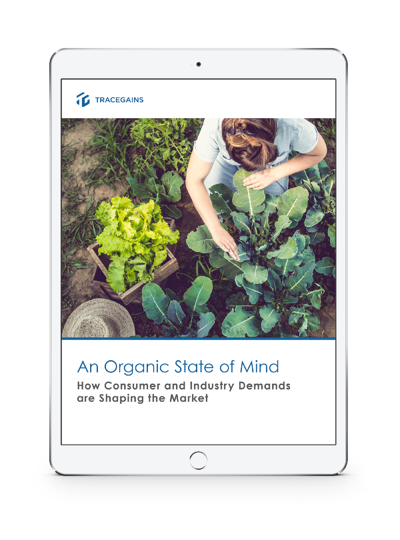 TraceGains eBook: An Organic State of Mind