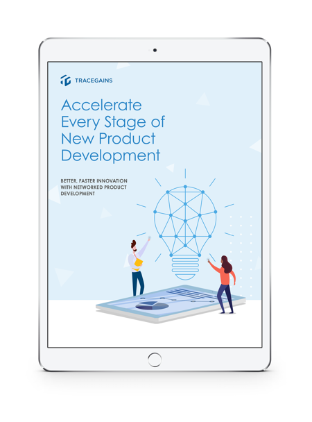 TraceGains eBook: Accelerate New Product Development