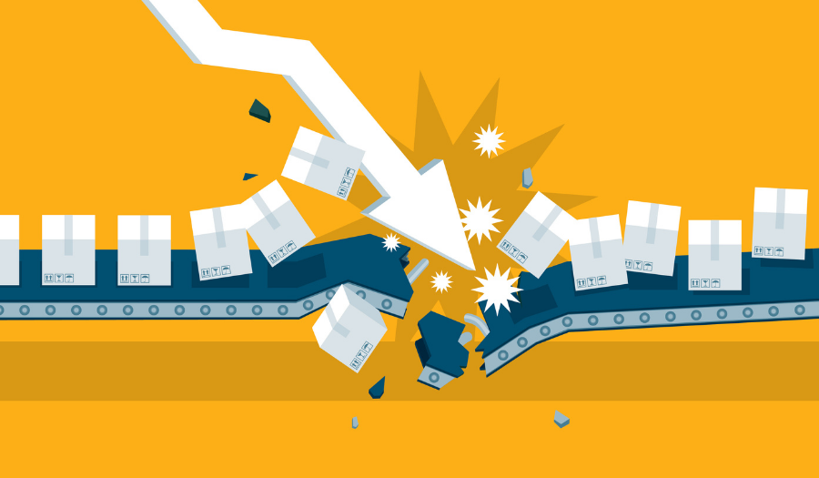 Aftershocks Rock the Supply Chain