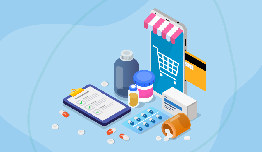 Dietary Supplements Ecommerce