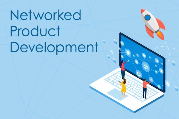Networked Product Development Infographic