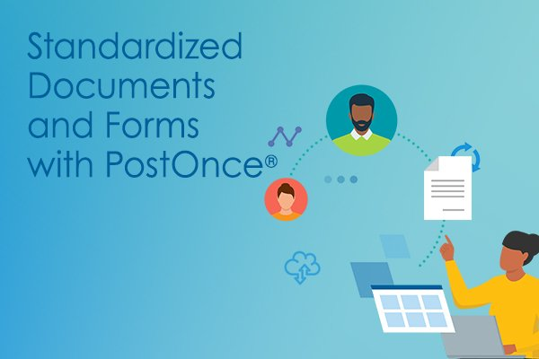 TraceGains Standard Online Forms with PostOnce® Technology