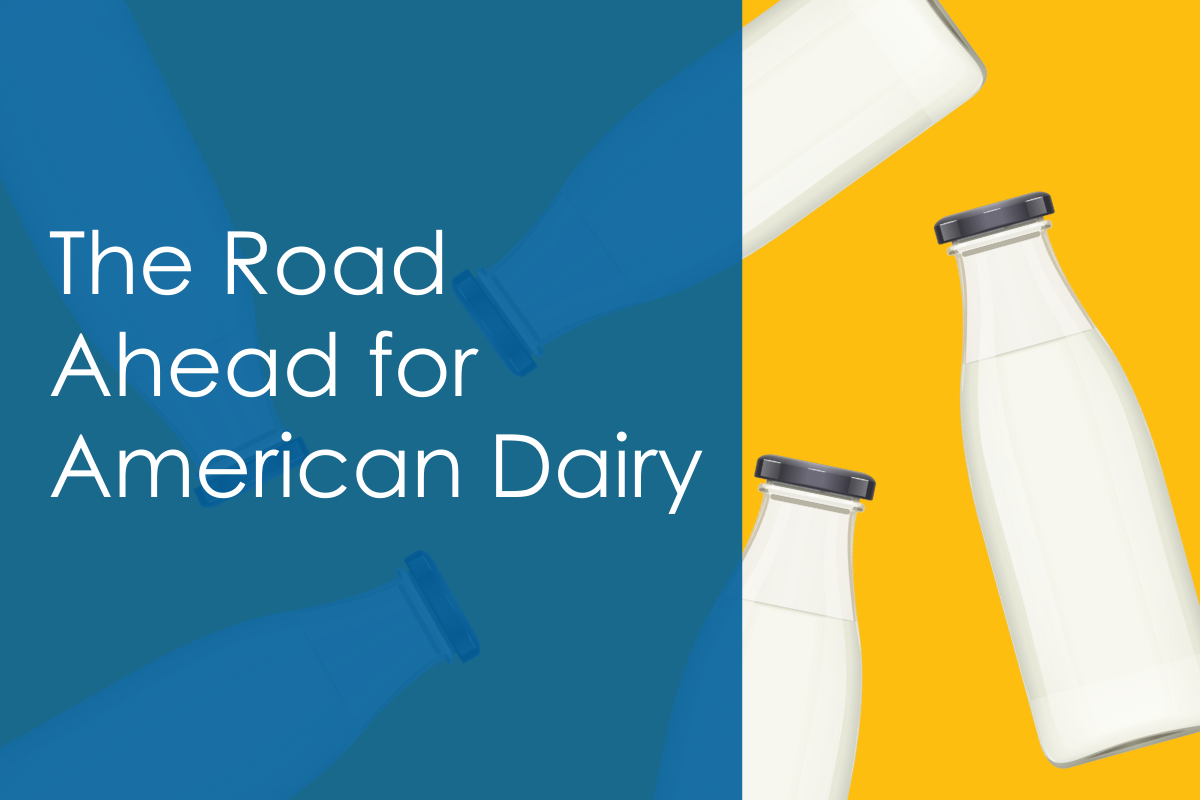 The Road Ahead for American Dairy