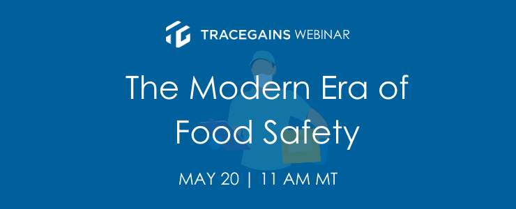 Upcoming The Modern Era of Food Safety